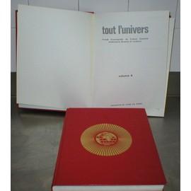 Tout L'univers : Grande Encyclop�die De Culture G�n�rale Enti�rement Illustr�e En Couleurs - T 4 de Le Livre de Paris