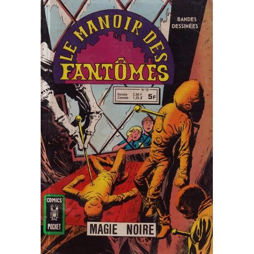 Le Manoir des Fantomes 10