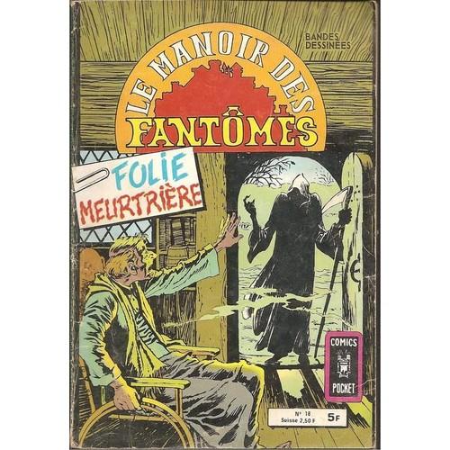 Le Manoir des Fantomes 18