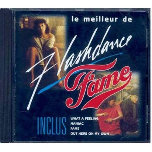 le meilleur de fame flashdance collectif cd album. Black Bedroom Furniture Sets. Home Design Ideas