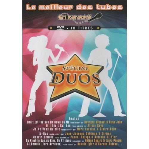Le meilleur des tubes en karaok sp cial duos dvd zone - Code avantage aroma zone frais de port ...