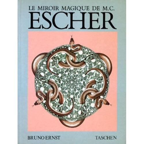 Le miroir magique de m c escher de bruno ernst neuf for Le miroir de l eau