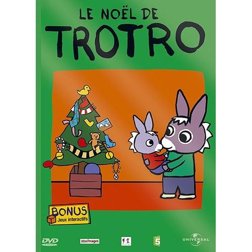 Trotro de eric cazes en dvd neuf et d 39 occasion sur priceminister - Trotro et noel ...