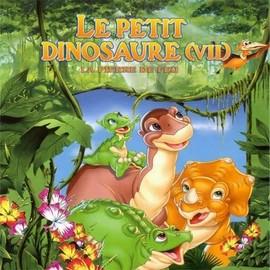Le petit dinosaure volume 7 la pierre de feu vhs rakuten - Petit pieds dinosaure ...