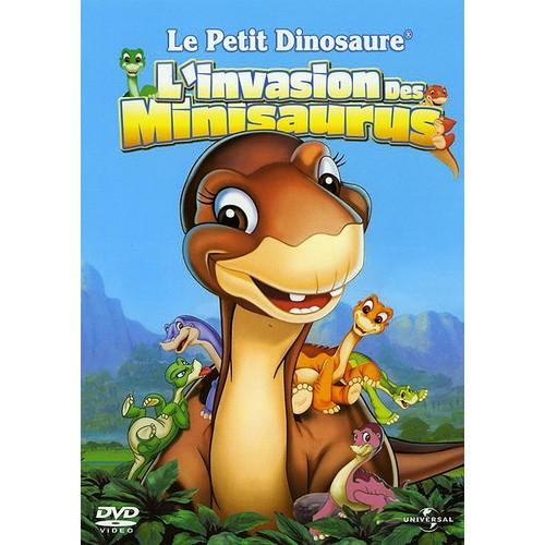 Le petit dinosaure 11 l 39 invasion des minisaurus dvd zone 2 - Petit pieds le dinosaure ...