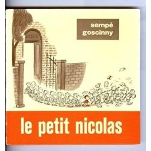 Le Petit Nicolas (Romans 7-11 ans)