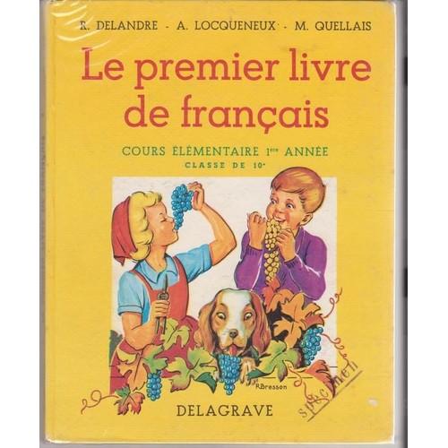 Le Premier Livre De Francais Classe De 10eme