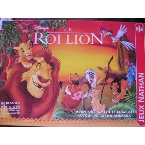 Le roi lion achat vente de jeux de soci t - Voir le roi lion ...