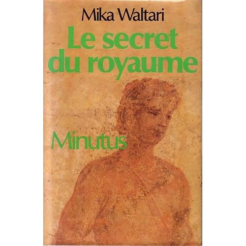 Le secret du royaume minutus de mika waltari neuf occasion - Les neuf portes du royaume des ombres livre ...