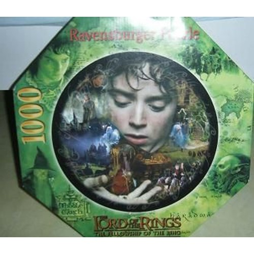 Lord Of The Rings Puzzle Ravensburger
