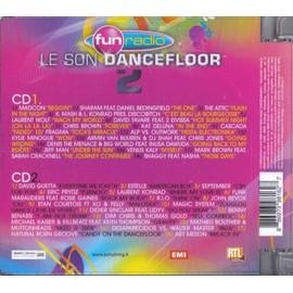 le son dancefloor fun radio 2 collectif cd album. Black Bedroom Furniture Sets. Home Design Ideas