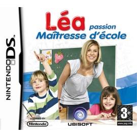 Léa Passion - Maîtresse d'école sur Nintendo DS