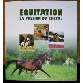 Fiche équitation la passion du