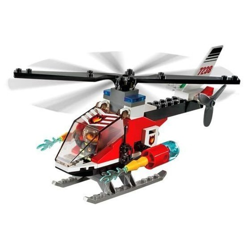 lego helicopter police with Lego 7238 L Helicoptere Des Pompiers Lego on 23765 as well A 51244092 together with Lego City I Nuovi Set Del 2012 additionally B01ETG05Z0 besides Watch.