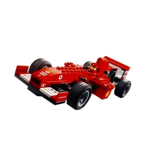 lego 8362 formule 1 ferrari 1 24 neuf et d 39 occasion. Black Bedroom Furniture Sets. Home Design Ideas