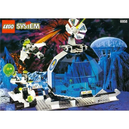 lego system 6958 vaisseau spatial achat vente de jouet rakuten. Black Bedroom Furniture Sets. Home Design Ideas