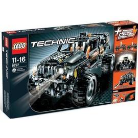 lego technic 8297 4x4 motorise neuf et d 39 occasion. Black Bedroom Furniture Sets. Home Design Ideas