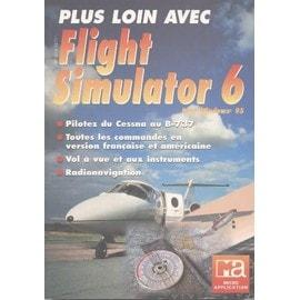 Plus Loin Avec Flight Simulator 6 Pour Windows 95 - Edition 1997 de Databeker