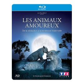 Les Animaux Amoureux - �dition Bo�tier Steelbook - Blu-Ray de Laurent Charbonnier
