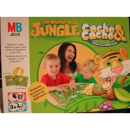Les Animaux De La Jungle - Cache-Cache