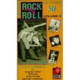 Les Ann�es Rock'n Roll - Clips Originaux Des Ann�es 50 - Vol. 2 de Van Der Heme, Cyriel