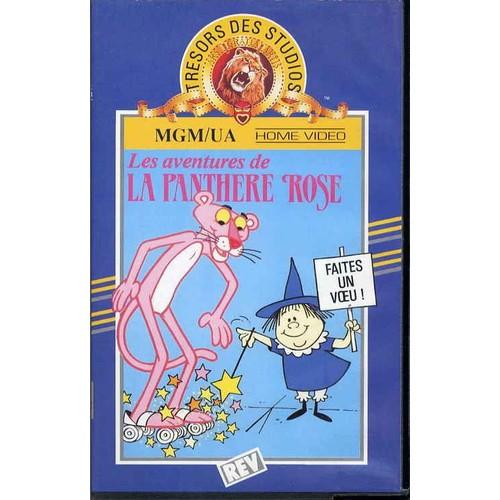 Les aventure de la panthere rose 9 dessins anim s vhs rakuten - La panthere rose en dessin anime ...