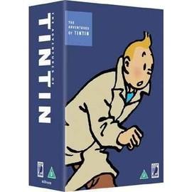 Les Aventures De Tintin (Coffret) de Moulinsart, Herge