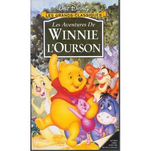 Les aventures de winnie l 39 ourson vhs priceminister for Piscine winnie l ourson