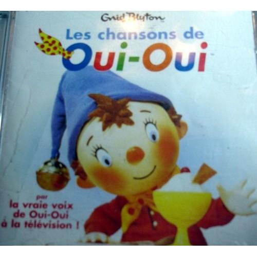 Les Chansons De Oui-Oui Cd & Paroles