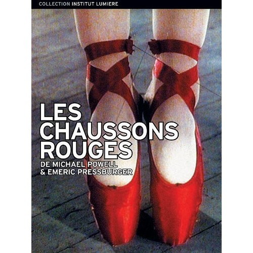 Les Chaussons Rouges - Édition Collector - DVD Zone 2 - Rakuten e348b5648037