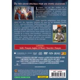 Les chevaliers de la table ronde de richard thorpe en dvd - Les chevaliers de la table ronde resume ...