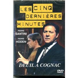 les 5 derni res minutes pierre santini vol 1 deuil cognac achat et vente dvd zone 2. Black Bedroom Furniture Sets. Home Design Ideas