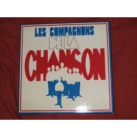 Coffret Selection Reader Digest - Les Compagnons De La Chanson