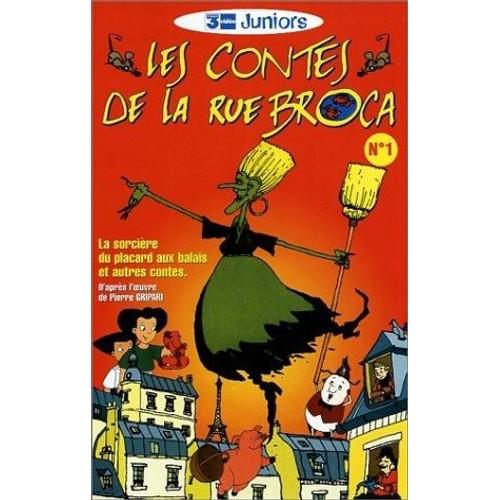 Les contes rue broca n 1 vhs achat vente neuf occasion rakuten - Contes rue broca ...