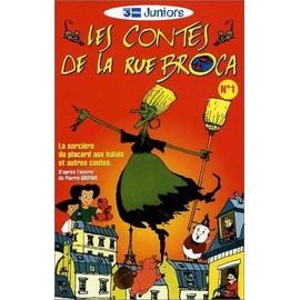 Les contes rue broca n 1 vhs priceminister - Contes rue broca ...