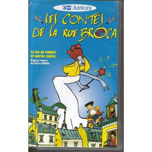 Les contes rue broca n 3 vhs priceminister rakuten - Contes rue broca ...