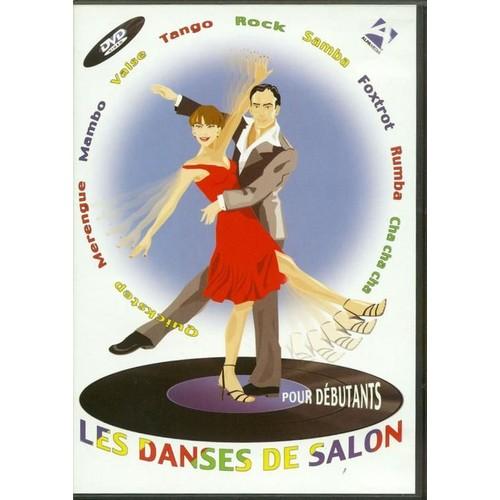 Les danses de salon pour d butants dvd zone 2 for Blog danse de salon