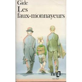 Les Faux-Monnayeurs, André Gide