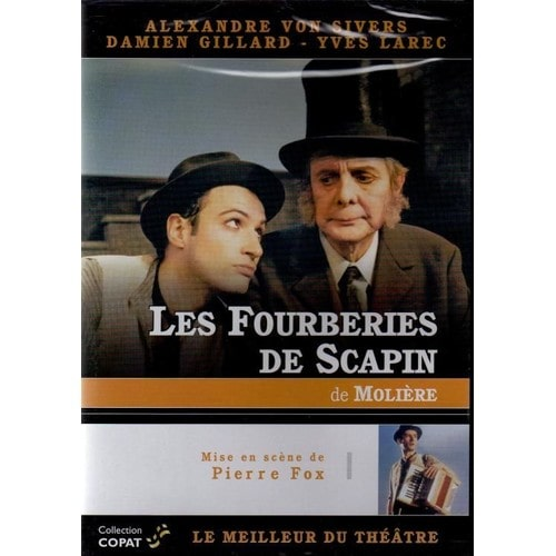 les fourberies de scapin pierre fox