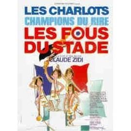 Les Fous Du Stade de Claude Zidi