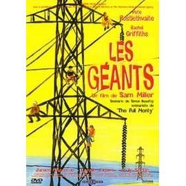 Les géants (1998) affiche