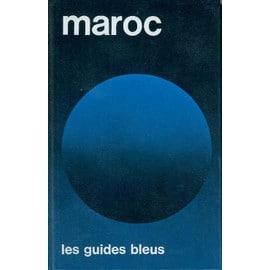 Maroc de LES GUIDES BLEUS