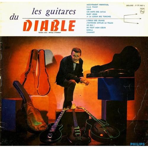 Les guitares du diable n 2 les guitares du diable 33 tours - Code promo vente du diable frais de port offert ...