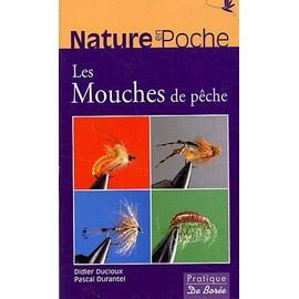 Nature en poche - Les mouches de peche