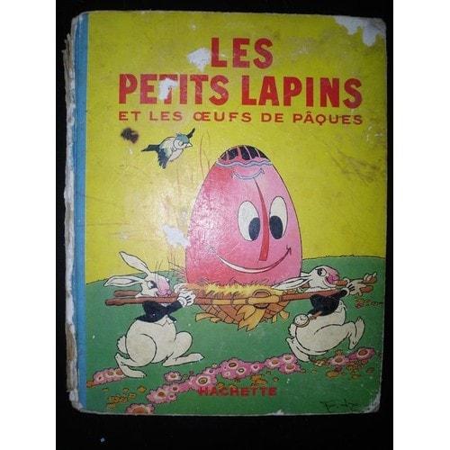 Les Petits Lapins Et Les Oeufs De Paques De Walt Disney