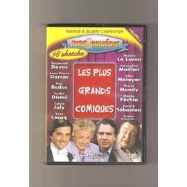 Rire Et Comedie - 18 Sketchs - Les Plus Grands Comiques 18 Sketchs