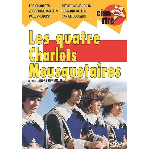 charlots mousquetaires