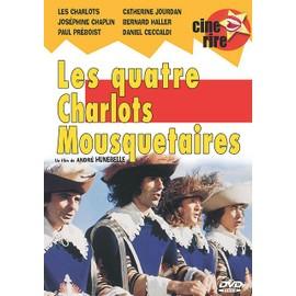 Les Quatre Charlots Mousquetaires de Andr� Hunebelle