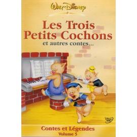 Les Trois Petits Cochons de Walt Disney