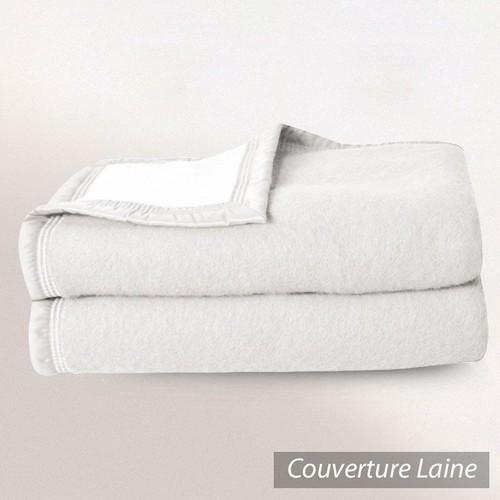linge blanc couverture linnea laine pas cher ou d occasion sur Rakuten bb49a789669